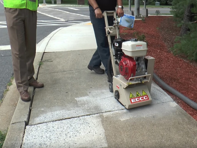 Modesto Concrete Grinding Repair Sidewalk Trip Hazard Repair